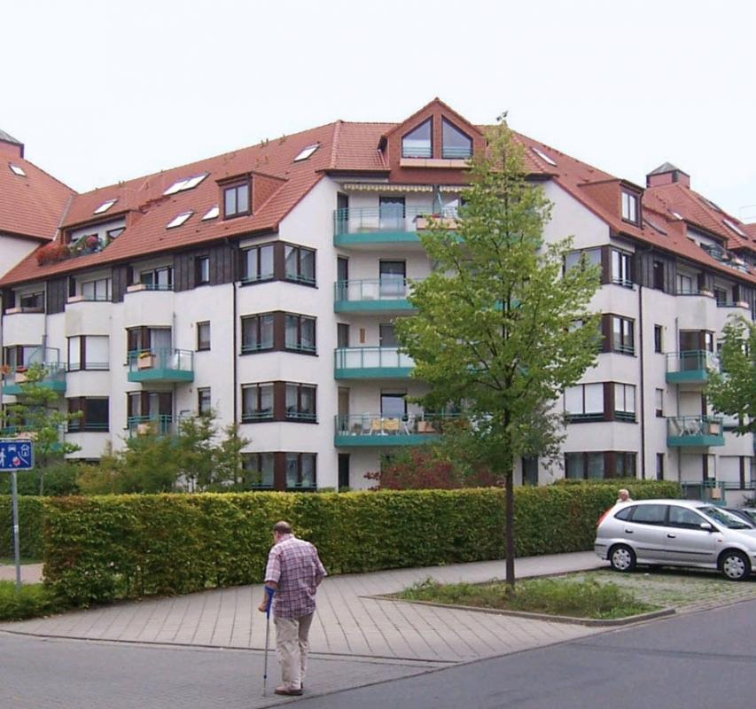 Immobilien Sind Die Beliebteste Form Der Altersvorsorge